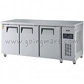 고급형 직냉식 냉테이블1800(5자) GWM-180RT 냉장 485ℓ