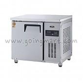 고급형 간냉식 냉테이블900(3자) GWFM-090FT 냉동 159ℓ