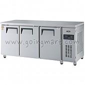 고급형 간냉식 냉테이블1800(6자) GWFM-180RT 냉장 466ℓ