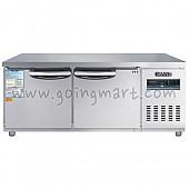 낮은냉테이블1500(5자) CWSM-150LRT 냉장 240ℓ