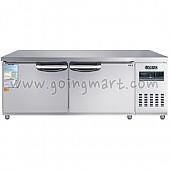 낮은냉테이블1800(5자) CWSM-180LFT 냉동 310ℓ